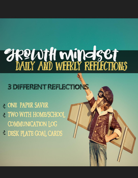 Growth Mindset: Daily and Weekly Reflection