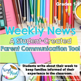 Weekly News: A Parent Communication Tool
