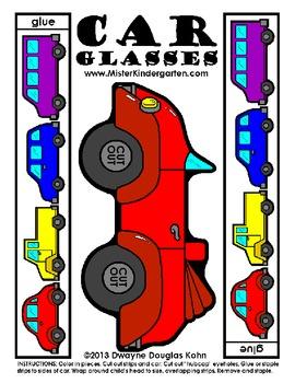 WEEKLY FREEBIE #5: Car Glasses