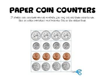 Money Sense Sudoku Puzzle-Sample