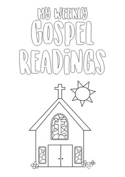 Weekly Gospel Reading Title Pages