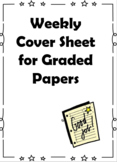 Weekly Graded Paper Cover Sheet_ENG&SPANISH