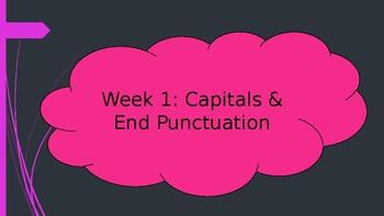 Weekly Grammar