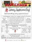 Weekly Grammar & Language:  Johnny Appleseed!