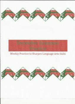 Weekly Grammar Practice for December