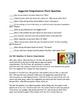 Weekly HW Reading Log