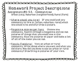Weekly Homework Projects- Part 2