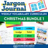 Christmas Activities: Christmas Vocabulary
