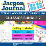 July Vocabulary (Classics 2) Bundle