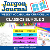 July Vocabulary (Classics 2) Bundle