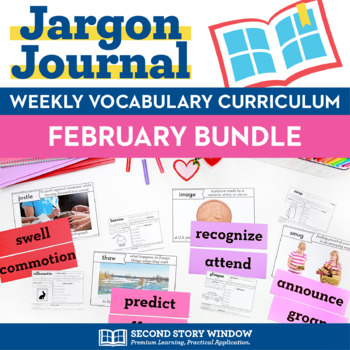 February Vocabulary Bundle