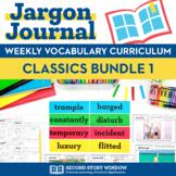 June Vocabulary (Classics 1) Bundle