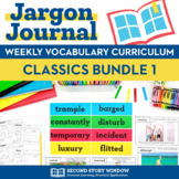 June Vocabulary (Classics 1) Bundle