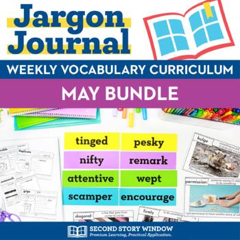May Vocabulary Bundle