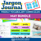 May Vocabulary Bundle