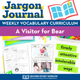 A Visitor For Bear Vocabulary