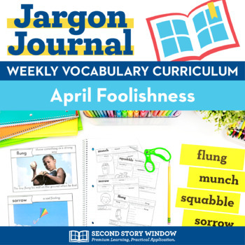 April Foolishness Vocabulary