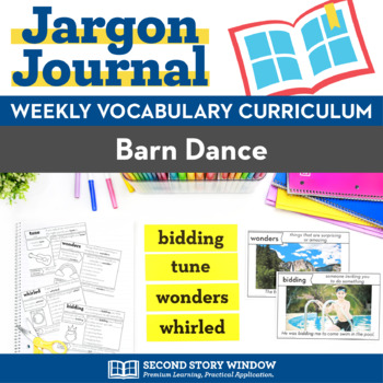 Barn Dance Vocabulary
