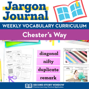 Chester's Way Vocabulary