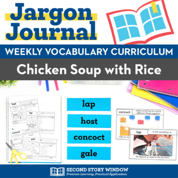 Chicken Soup with Rice Vocabulary