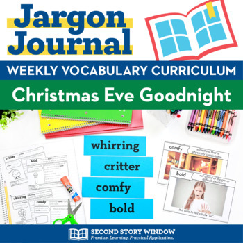 Christmas Eve Goodnight Vocabulary