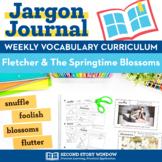 Fox and the Springtime Blossoms Vocabulary