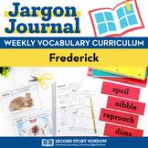 Frederick Vocabulary