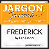 Frederick Vocabulary