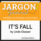 It's Fall Vocabulary