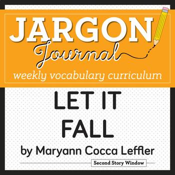 Let it Fall Vocabulary