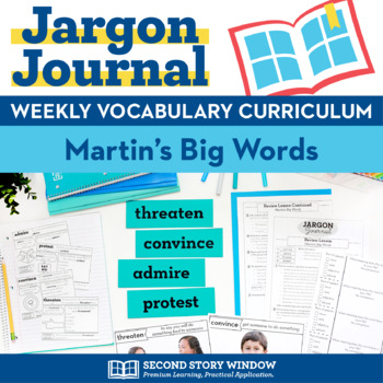 Martin's Big Words Vocabulary