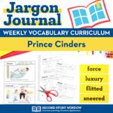 Prince Cinders Vocabulary