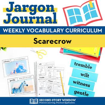 Scarecrow Vocabulary
