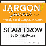 Scarecrow Vocabulary