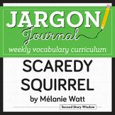 Scaredy Squirrel Vocabulary