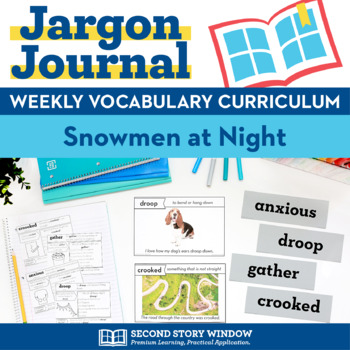 Snowmen at Night Vocabulary