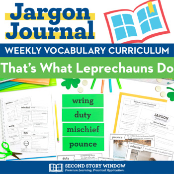 That's What Leprechauns Do Vocabulary