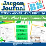 That's What Leprechauns Do Vocabulary