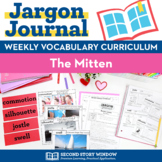 The Mitten Vocabulary