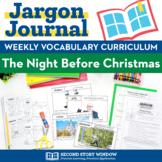 The Night Before Christmas Vocabulary
