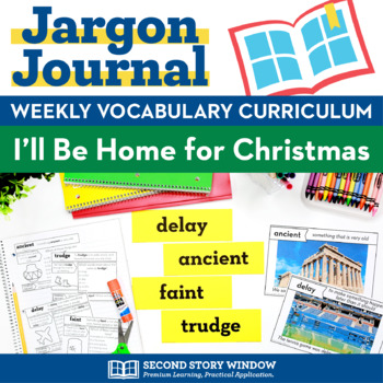 Toot and Puddle: I'll Be Home for Christmas Vocabulary