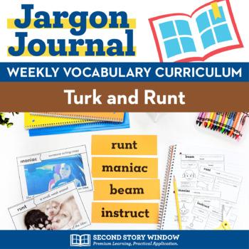 Turk and Runt Vocabulary