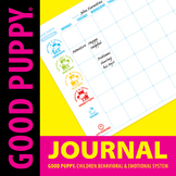 Behavior Journal . Child Behavioral & Emotional Tools by G