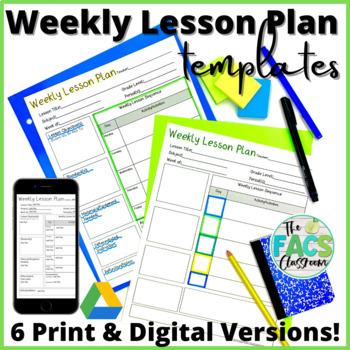 Detailed unit lesson plan template elementary reading.