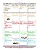 Weekly Lesson Plan Template K-6