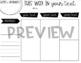 Weekly Lesson Planning Sheet (EDITABLE)