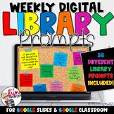 Weekly Library Prompts [Digital]