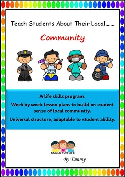 Weekly Life Skills Program to teach students a sense of community