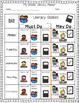 Weekly Literacy Planner