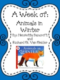 Weekly Literacy Unit: Animals in Winter by Henrietta Bancr